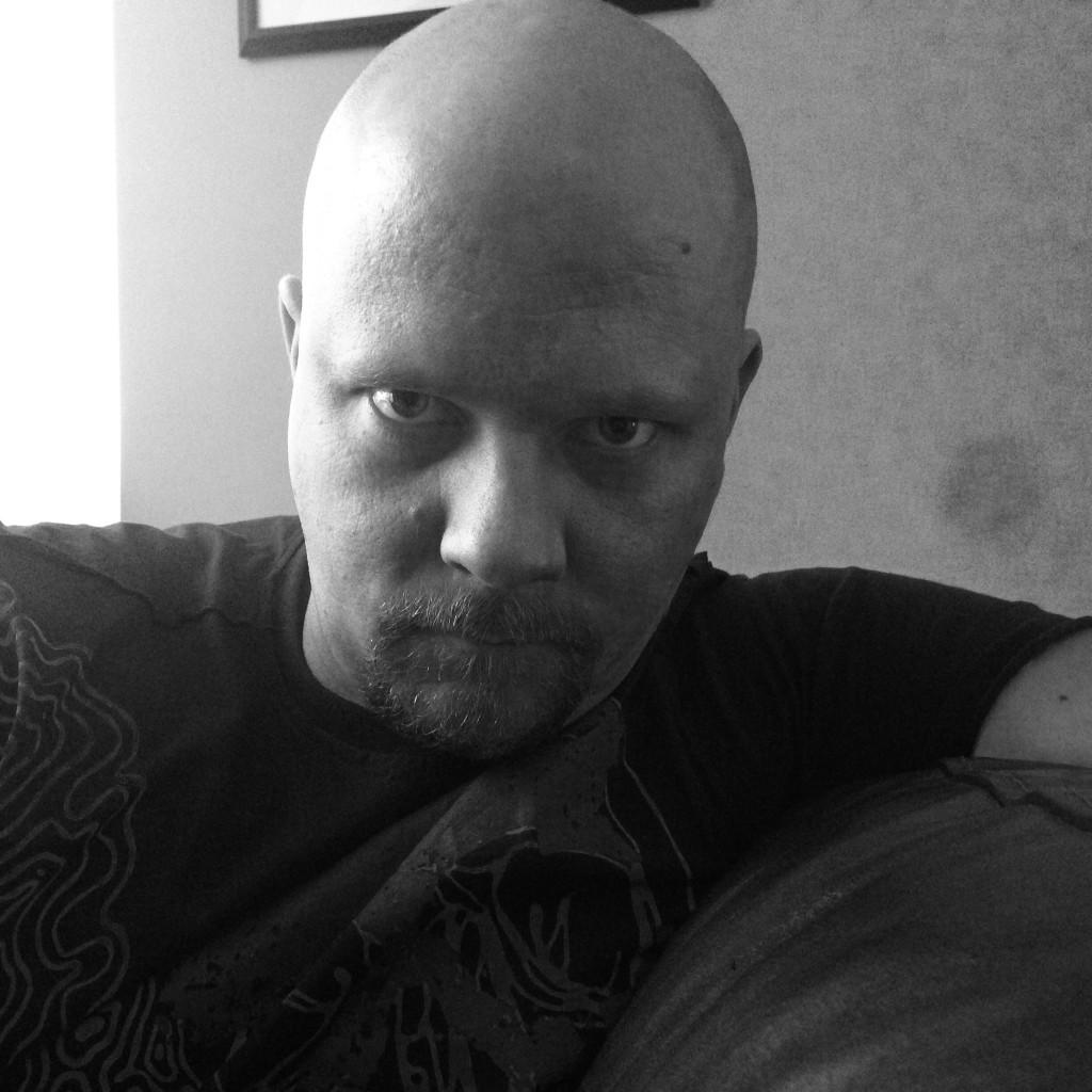 """J.P. Kallio """"Thinking man"""""""