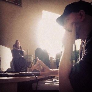 JP_in_the_studio_concentrating