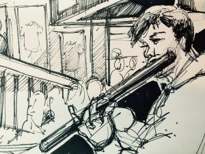 Drawing 2 Carlos Ramos